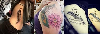Tatuaggio Piuma Significato Varianti E Foto A Cui Ispirarsi Bigodino