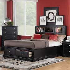 Red And Brown Bedroom Bedroom Nice Wood Bed Bedroom Hohodd For Furniture Red Modern