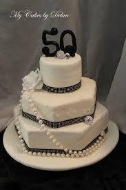 Best 50th Birthday Cakes Ideas