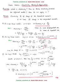 hands on statitics tutorial course notes homework help sas  elasticity tutorial