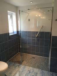 bath replaced by walk in shower