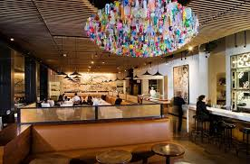 photo of chaya downtown los angeles ca united states in the bar