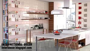 modern wall ceramic tiles for kitchens red and white tiles