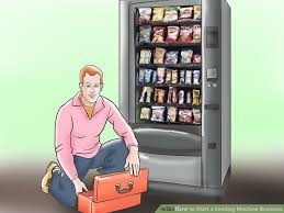 Own A Vending Machine Business Cool How To Start A Vending Machine Business 48 Steps With Pictures