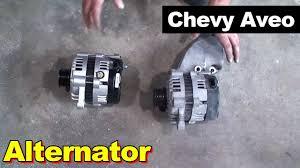 All Chevy 2005 chevy aveo alternator : 2005 Chevrolet Aveo Alternator - YouTube