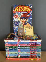 Truyện Beyblade Con Quay Truyền Thuyết Bộ Đặc Biệt