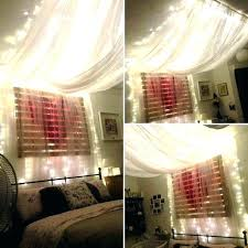 Curtain Canopy Sheer Curtains Over Bed Drapes Above Best Ideas On ...