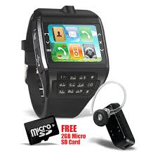 Buy Branded Dual SIM Watch Mobile with Keypad \u0026 Camera + Bluetooth Online at Best Price in India on Naaptol.com