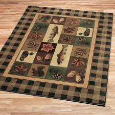 rustic lodge rugs 15 best rustic cabin rugs images on rustic cabins