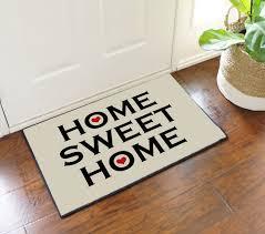 floor mats for house. Exellent Mats Home Sweet Welcome Door Mat  2u0027 X 3u0027 In Floor Mats For House F