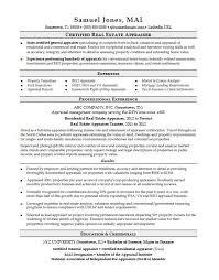 Imposing Design Real Estate Resume Sample Real Estate Agent Resume