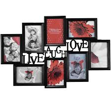 modern picture frames collage. MULTI PHOTOFRAME FAMILY LOVE FRAMES COLLAGE PICTURE APERTURE WALL PHOTO FRAME Modern Picture Frames Collage