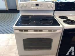 glass top cooktop white smooth glass top ran stove oven used ge glass top stove care glass top cooktop