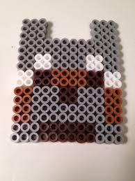 17 best images about minecraft valentine day cards minecraft wolf block perler beads by nerdchristmas