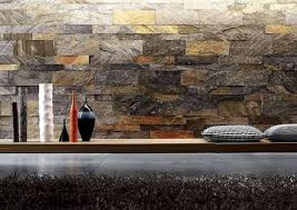 s natural stone interior wall modern home