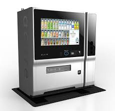 Interactive Vending Machine Classy JR Interactive Vending Machine PDC