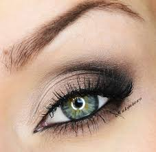 you might not believe this but you can even do a smoky eye with your fingers its the only way i ve ever used actually