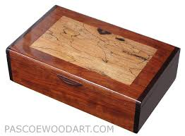 Decorative Wood Boxes With Lids