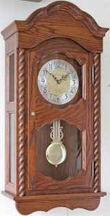 architecture and home inspiring chiming wall clocks on amish made heartland clock quartz dual chime