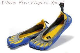 North Face Vibram Vibram Classic Grey Blue Five Fingers