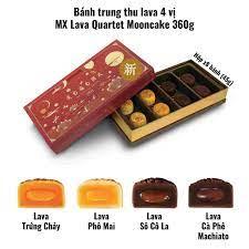 Bánh trung thu Lava Hồng Kông Lava Custard 2021 - XACHTAYNHAT.NET