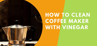 Next, place a clean filter into the machine's brew basket and set the carafe in position. How To Clean Coffee Maker With Vinegar Moomez