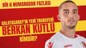 Futbol Arena - Galatasaray'ın yeni transferi Berkan Kutlu kimdir? |