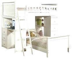 charleston loft bed with desk desk safe functional white youth twin storage loft bunk bed drawers