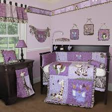 Baby Girl Nursery Ideas Pink And Brown Beige Dresser Matching Tie Back  White Wooden Crib Crystal Chandelier Gray Baby Room