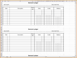 accounting ledger template 10 accounting ledger template excel ledger review