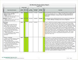 Project Progress Report Sample Project Status Report Template Excel Letter Sample Free