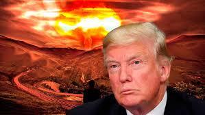 Donald Trump inicia la tercera guerra mundial