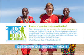 world tourism day how you make a positive difference through a few ways to make a positive change hi
