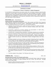 18 Sample Resume For Lawyers Melvillehighschool