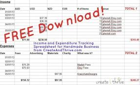 Free Finance Spreadsheet C T Q A How Do You Track Your Income And Expenditure