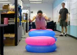 fun in the office. fun in the office m