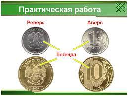 Урок окружающего мира на тему Что такое деньги й класс Назад