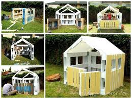 stylist ideas 6 diy outdoor playhouse plans 31 free to build for