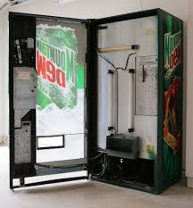 Vendo Parts Vending Machine Mesmerizing 48 Mountain Dew Vending Machine Vendo 48 Mtn Dew Kid