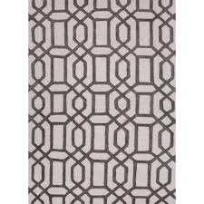 black and white geometric rug. city collection bellevue rug in antique white \u0026 liquorice by jaipur black and geometric