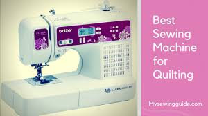 Which Sewing Machine Is Best For A Beginner
