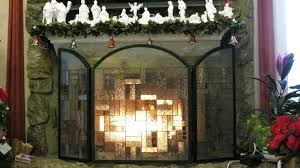 stained glass fire screen stained glass fireplace screen ideas stained glass fireplace screen patterns