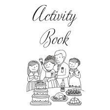 kid activity book wedding activity book coloring kids color free printable wedding colouring sheets
