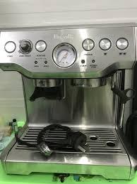 Thanh lý máy pha cà phê Cũ Breville 870XL - 12.500.000đ