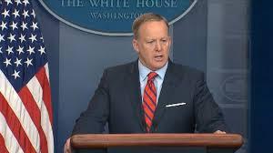 Sean Spicer Resigns As White House Press Secretary Video ABC News Custom Sean Spicer Resume