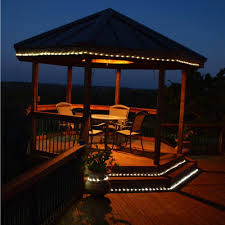 outdoor rope lighting ideas. solar led rope light82056055sr the home depot outdoor lighting ideas r