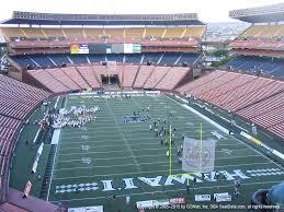 Aloha Stadium View From Red Level B Vivid Seats