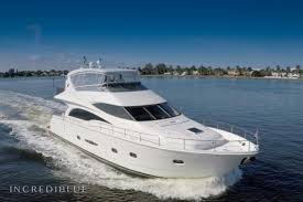 65 Florida Marquis Marquis Yachts South Ft Yacht Incrediblue Luxury