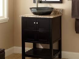 bathroom vessel sinks and faucets. bathroom sink:appealing granite in brown color with cool dark glass vessel sink faucet sinks and faucets