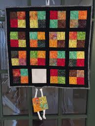 Quilted Wall Hanging Patterns Magnificent Design Ideas